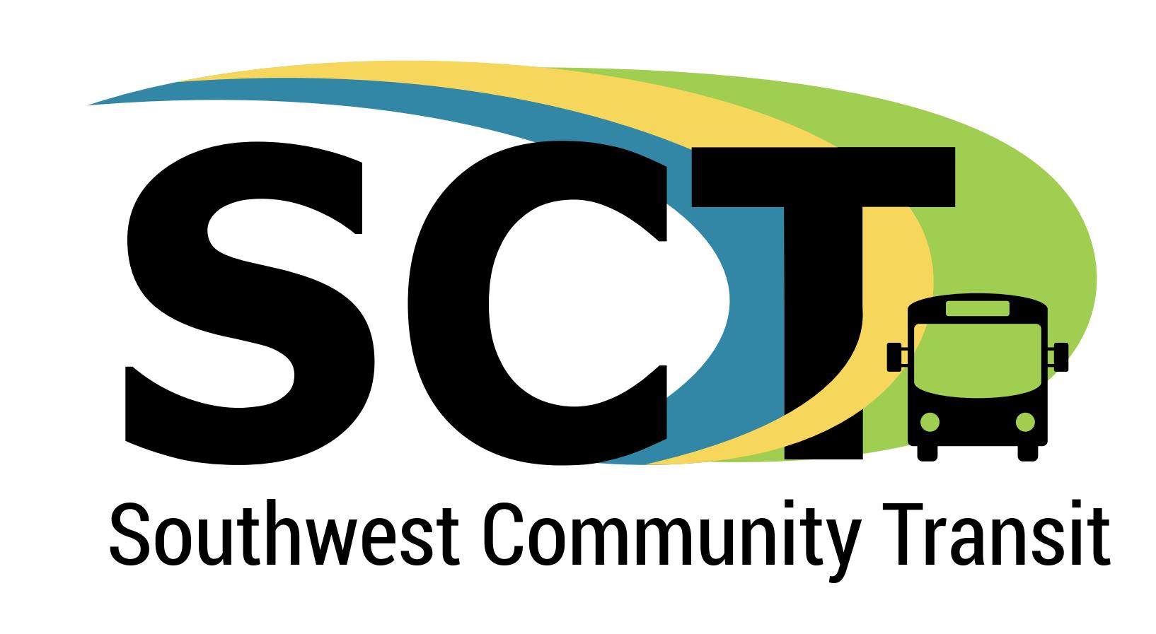 Southwest Community Transit Logo